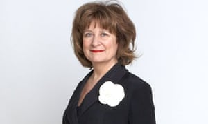Helena Kennedy, human rights lawyer
