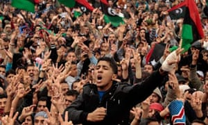 Libya protests break out after friday prayers world news the libya protests break out after friday prayers sciox Choice Image