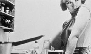 Cindy Sherman Untitled Film Still 3 (1977)