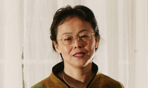 Xinran, author