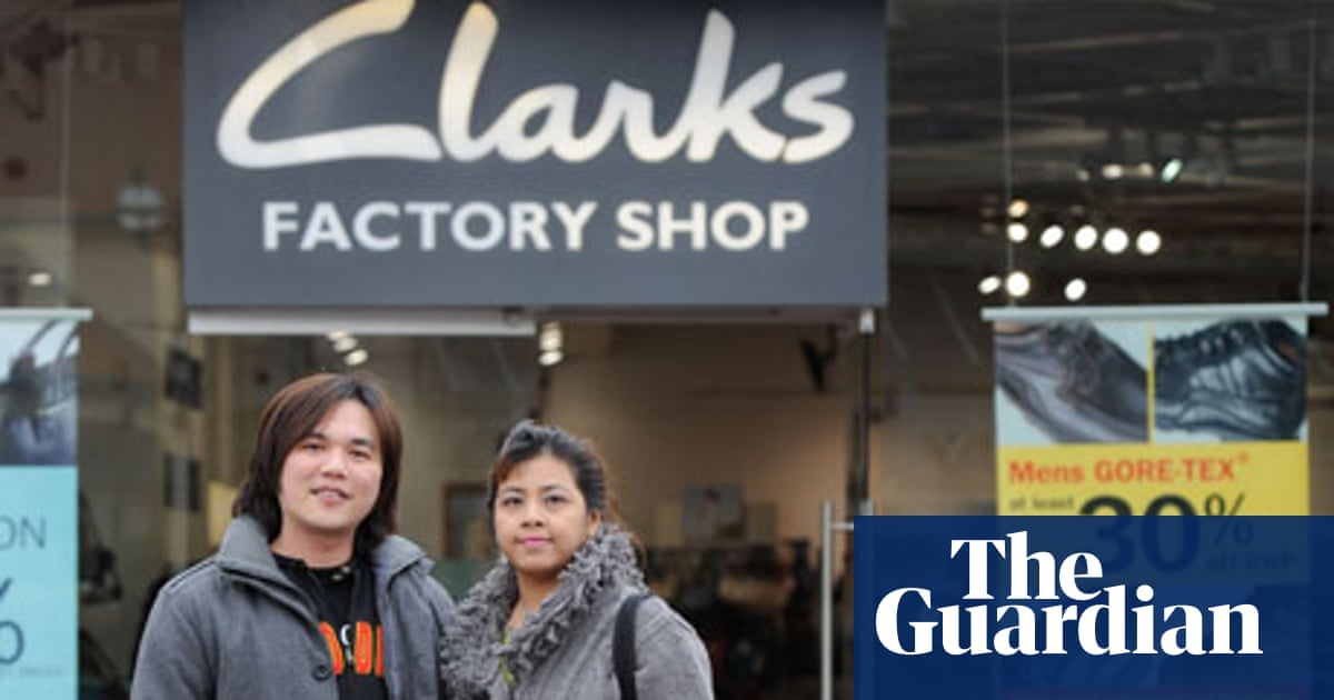 eb7190bef4 How the Chinese fell in love with Clarks shoes | Life and style ...
