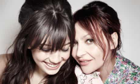 Pearl and Daisy Lowe