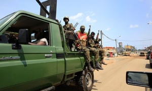 Republican forces in Ivory Coast