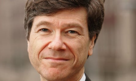 Jeffrey Sachs, director of The Earth Institute