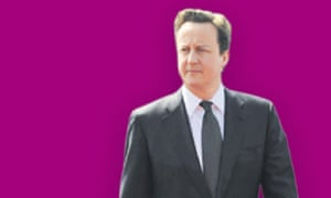 David Cameron and the purple coalition