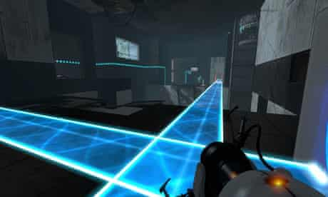 """Portal 2: """"One of the greatest games of recent years."""""""