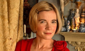 Dr Lucy Worsley, chief curator of the Royal Historic Palaces