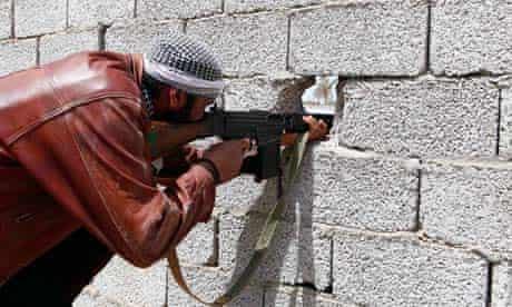 libya misrata snipers