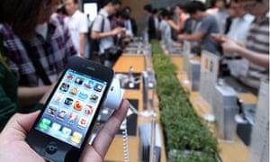 Apple iPhone goes on sale