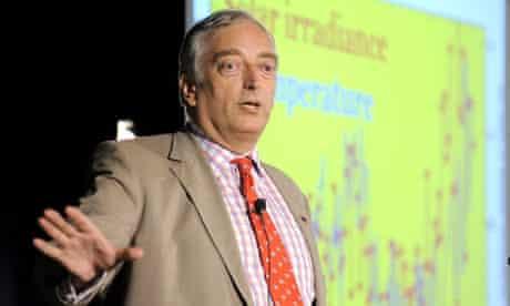 Climate sceptic Lord Christopher Monckton