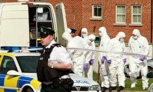 Ulster bombing