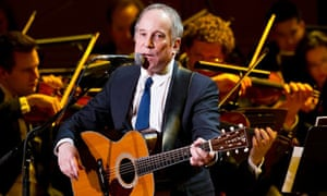 Paul Simon is still going strong, four decades after his 60s heyday.