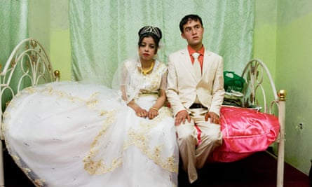 Afghan wedding celebration