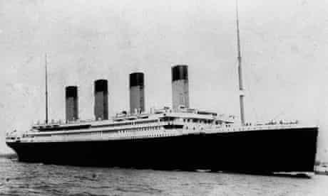 0430 ULSTER Titanic
