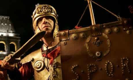A Roman legion once came unstuck in Yemen