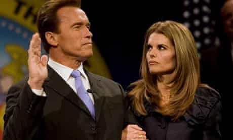 Schwarzenegger and Shriver announce separation