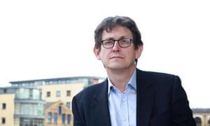 Guardian editor-in-chief Alan Rusbridger