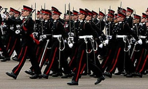 Prince William passing out at Sandhurst