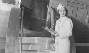 Air hostesses were introduced in 1930