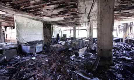 Nat bombing Tripoli