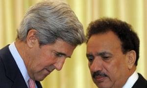 US Senator John Kerry visits Islamabad