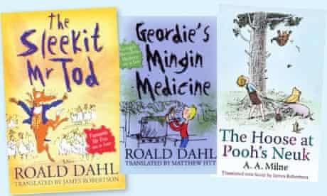 scots books