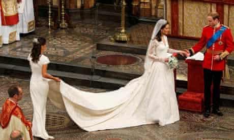 Kate Middleton's wedding dresss