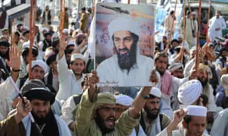 osama bin laden supporters pakistan