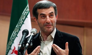 Esfandiar Rahim Mashaei, Iranian president's chief of staff