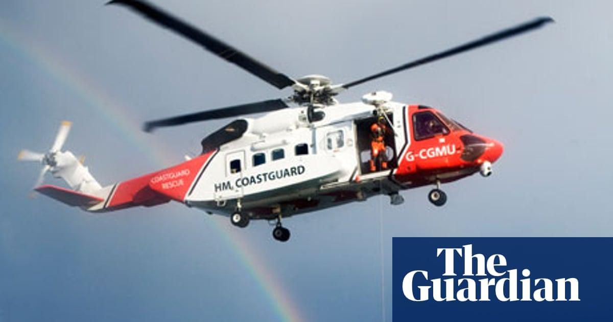 Can anyone rescue the coastguard?   Society   The Guardian