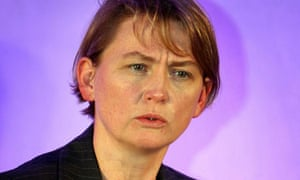 Yvette Cooper on policing