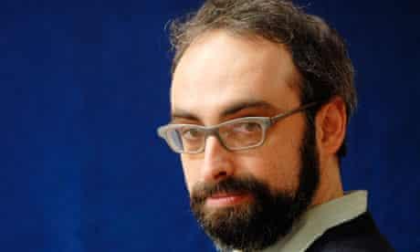 US author Gary Shteingart