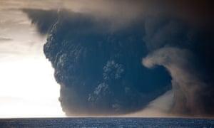 Iceland Grimsvotn Volcano