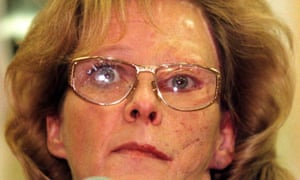 Murdered solicitor Rosemary Nelson