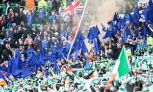 celtic-rangers-fans