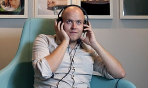 Music Power 100: Daniel Ek of Spotify