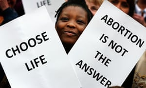 Anti-abortion rally