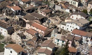 L'Aquilla earthquake
