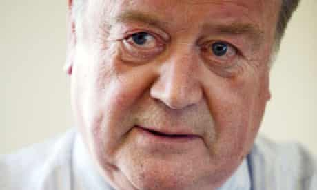 Kenneth Clarke, justice secretary