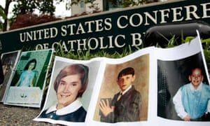 Catholic child abuse report