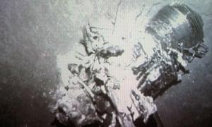Air France flight 447 debris found