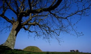 Sutton Hoo: like it's been picked up from Denmark and plonked down in East Anglia