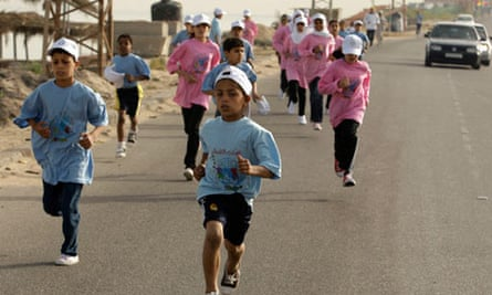 Gaza marathon