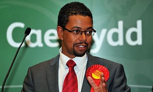 Labour 's Vaughan Gething wins Cardiff South and Penarth in the Welsh assembly elections