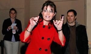 """Sarah Palin Launches Book Tour For Her Memoir, """"Going Rogue"""""""