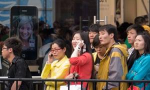 China Apple iPhone