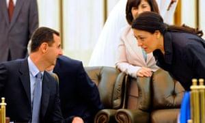 Syrian ambassador resignation hoax