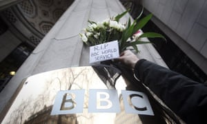 BBC World Service job cuts