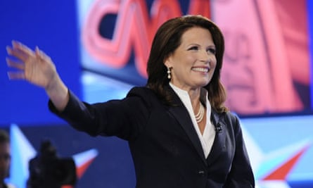 Michele Bachmann republican-candidate