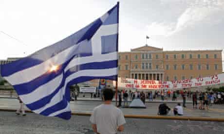 greece strike